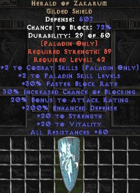 Diablo 2 Herald Of Zakarum