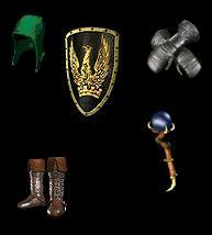 Sorceress Equipment (Basic)